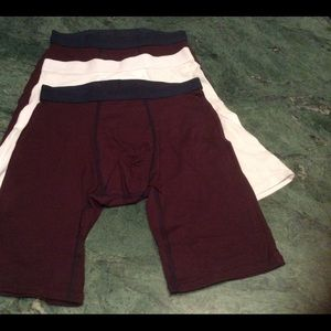 (3)TOMMY JOHN Boxer Brief Cotton Basicks Size S